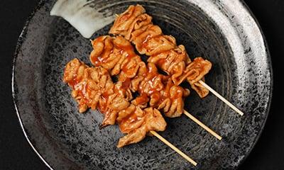 味噌モツ串